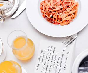 amazing, juice, and pasta image