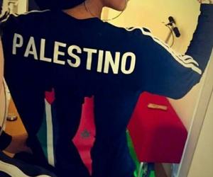 girl, nice, and palestine image