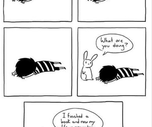 book, funny, and sarah andersen image