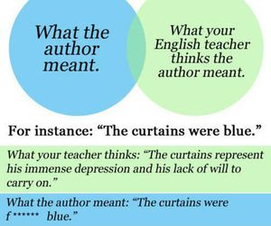 funny, teacher, and english image