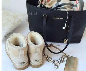 accessories, Burberry, and Michael Kors image