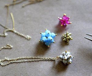 crafts, diy, and diy jewelry image