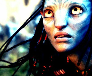 avatar movie, James Cameron, and neytiri image