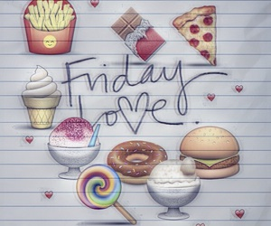 tgif, 😌, and two favourite 'f' words image