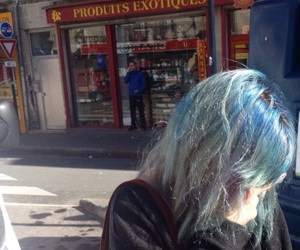 grunge, girl, and pale image