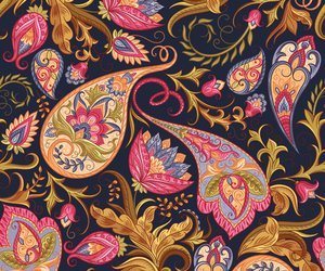 Indian paisley