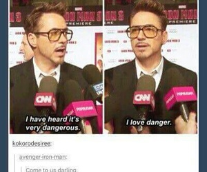 tumblr, funny, and rdj image