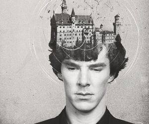 sherlock and mind palace image