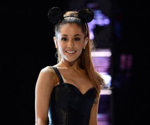 ariana grande, ariana, and problem image