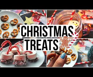chocolate, festive, and holiday image