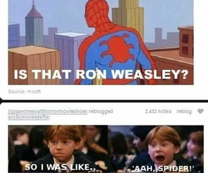 comic, geek, and harry potter image