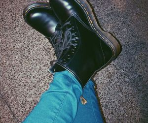 grunge, shoes, and boots image