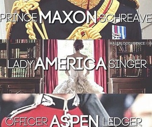 the selection, book, and america singer image