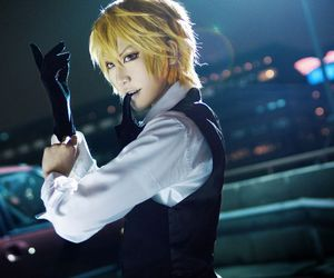 durarara, cosplay, and shizuo heiwajima image