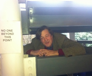 stephen fry and flawless man image