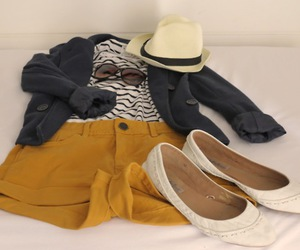 fashion, hat, and shoes image