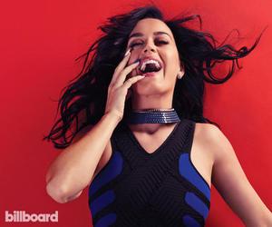 billboard, singer, and black image