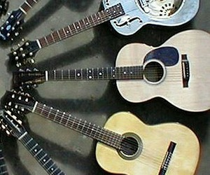 expression, life, and guitars image