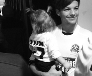 louis tomlinson, one direction, and lux image