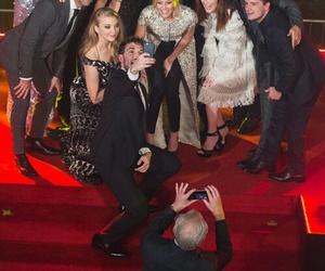 mockingjay, Jennifer Lawrence, and josh hutcherson image