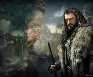 hobbit, richard armitage, and thorin oakenshield image
