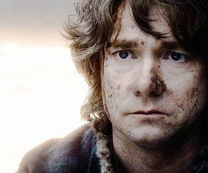 emotions, sad, and hobbit image