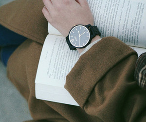 book, chill, and hipster image
