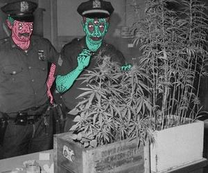 weed, grunge, and indie image