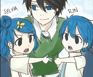 fairy tail and gruvia image