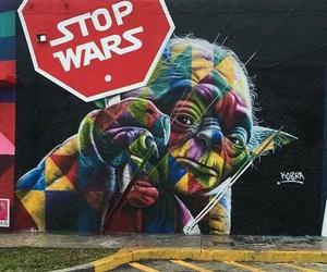 star wars, yoda, and art image