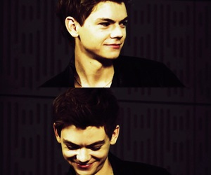 thomas brodie-sangster, the maze runner, and cute image