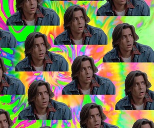 80's, Breakfast Club, and trippy image