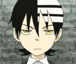 soul eater, kid, and death the kid image