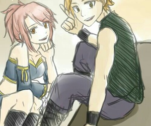 fairy tail and luna dragneel image