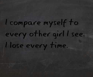 sad, quotes, and compare image