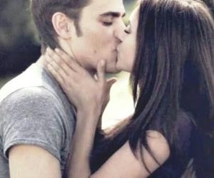 stelena, kiss, and tvd image