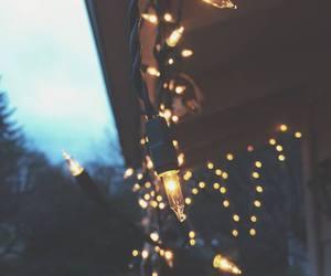 light, christmas, and grunge image