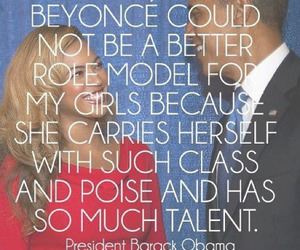 beyoncé, president obama, and queen bey image