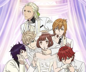 dance with devils, anime, and roen image