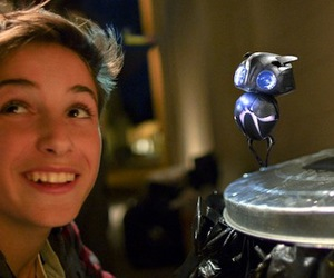 boy and earth to echo image