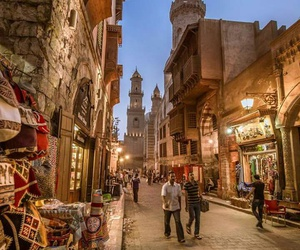 cairo, egypt, and travel image