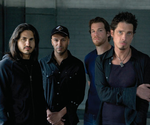 chris cornell and audioslave image