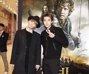 sehun, exo, and Jonghyun image