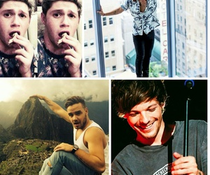 Collage, four, and one direction image