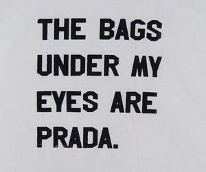 Prada, bag, and funny image