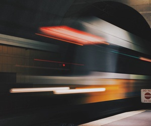 train, photography, and tumblr image