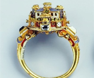 ring, fashion, and castle image