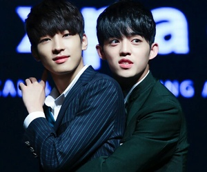 Seventeen, s.coups, and wonwoo image