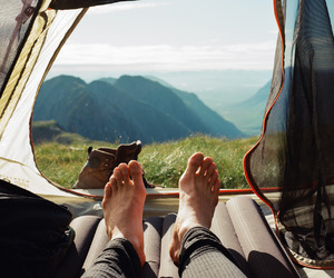 adventure, outdoors, and camping image