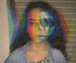 3d, pale, and skull image